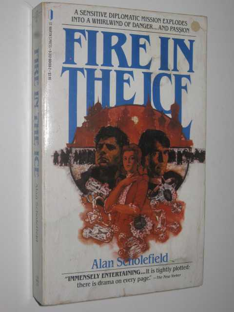 Image for Fire in the Ice