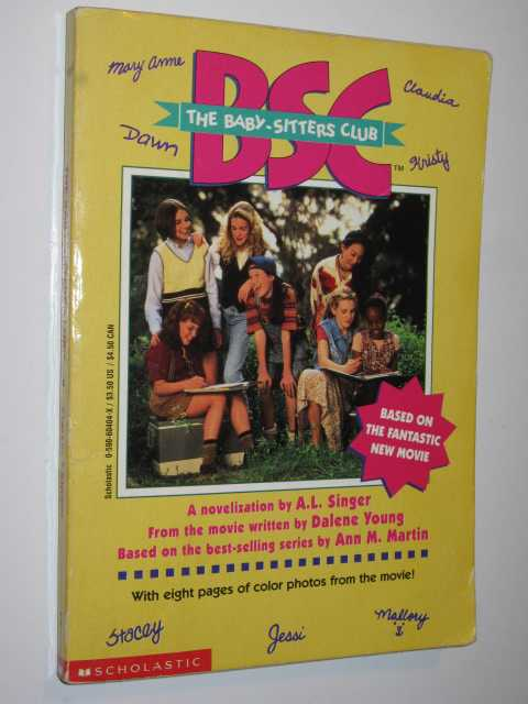 Image for The Baby-Sitters Club : Friends Forever The Movie