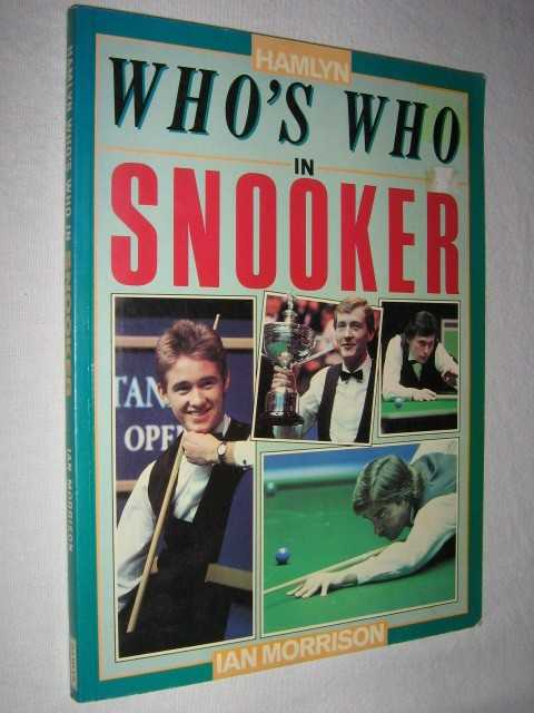 Image for Who's Who In Snooker