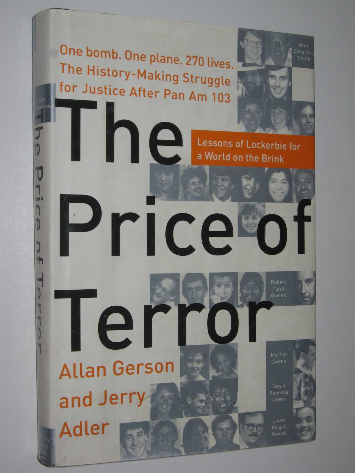 Image for The Price of Terror : One Bomb, One Plane, 270 Lives, the History-Making Struggle for Justice After Pan Am 103