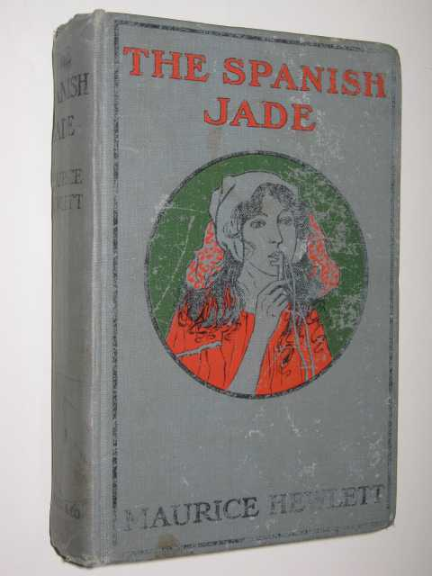 Image for The Spanish Jade