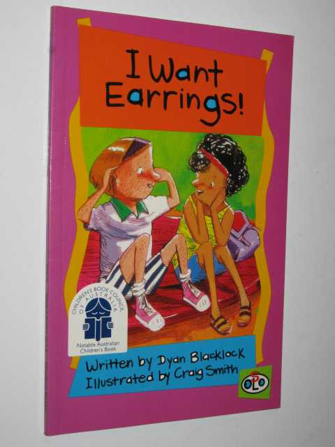 Image for I Want Earrings! - SOLO Series