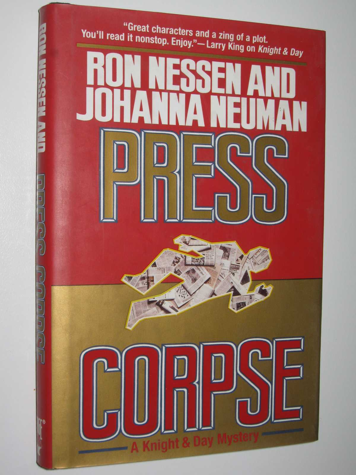 Image for Press Corpse