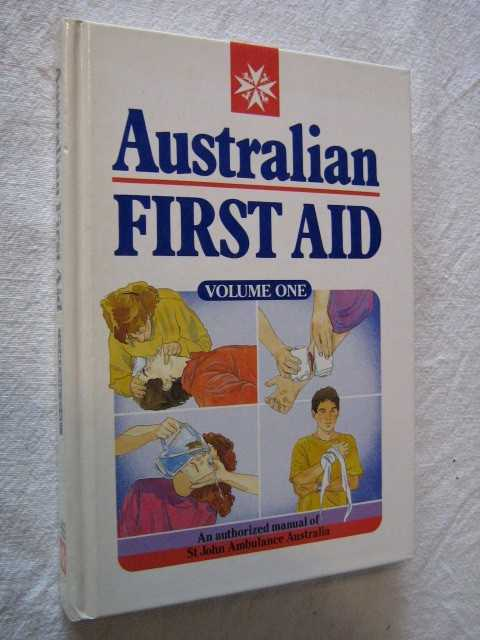 Image for Australian First Aid
