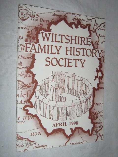 Image for Wiltshire Family History Society April 1998