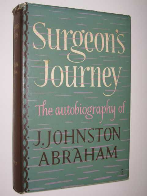 Image for Surgeon's Journey