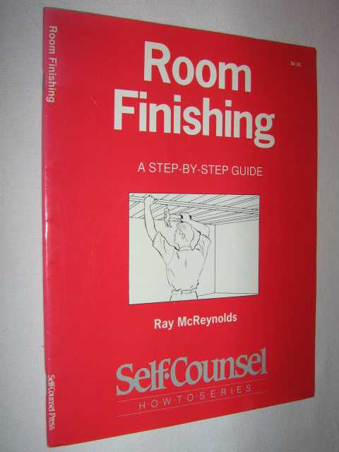 Image for Room Finishing : A Step by Step Guide