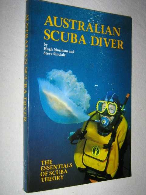 Image for Australian Scuba Diver : The Essentials of Scuba Theory