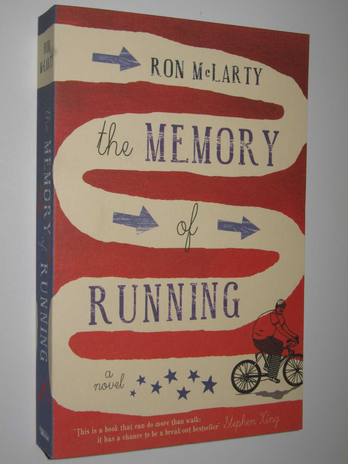 Image for The Memory of Running