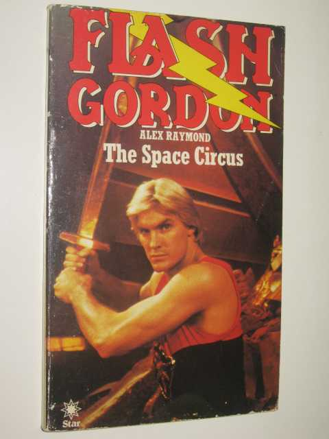 Image for The Space Circus - Flash Gordon Series #3