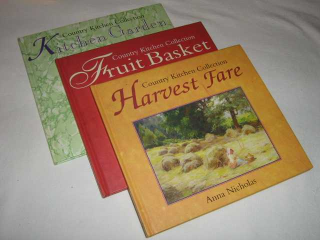 Image for Country Kitchen Collection : Kitchen Garden + Fruit Basket + Harvest Fare