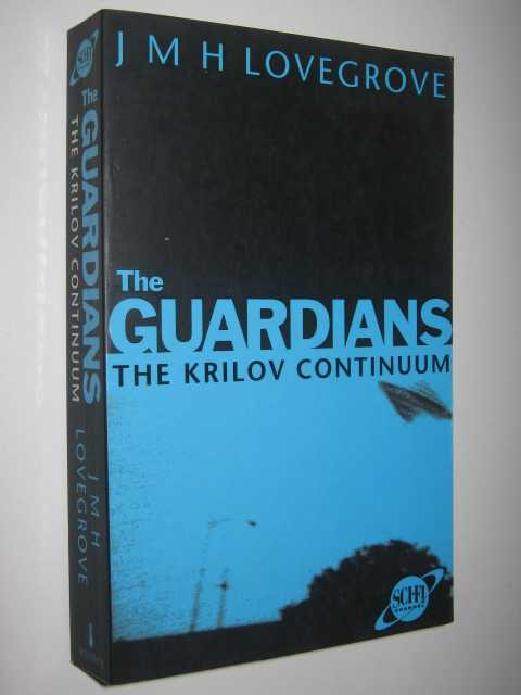 Image for The Krilov Continuum - The Guardians Series #1