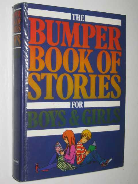 Image for The Bumper Book of Stories for Boys and Girls