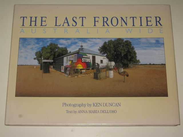 Image for The Last Frontier Australia Wide