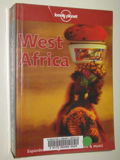 Image for West Africa - Lonely Planet Travel Guide Series
