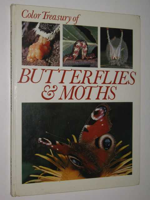Image for Color Treasury of Butterflies & Moths