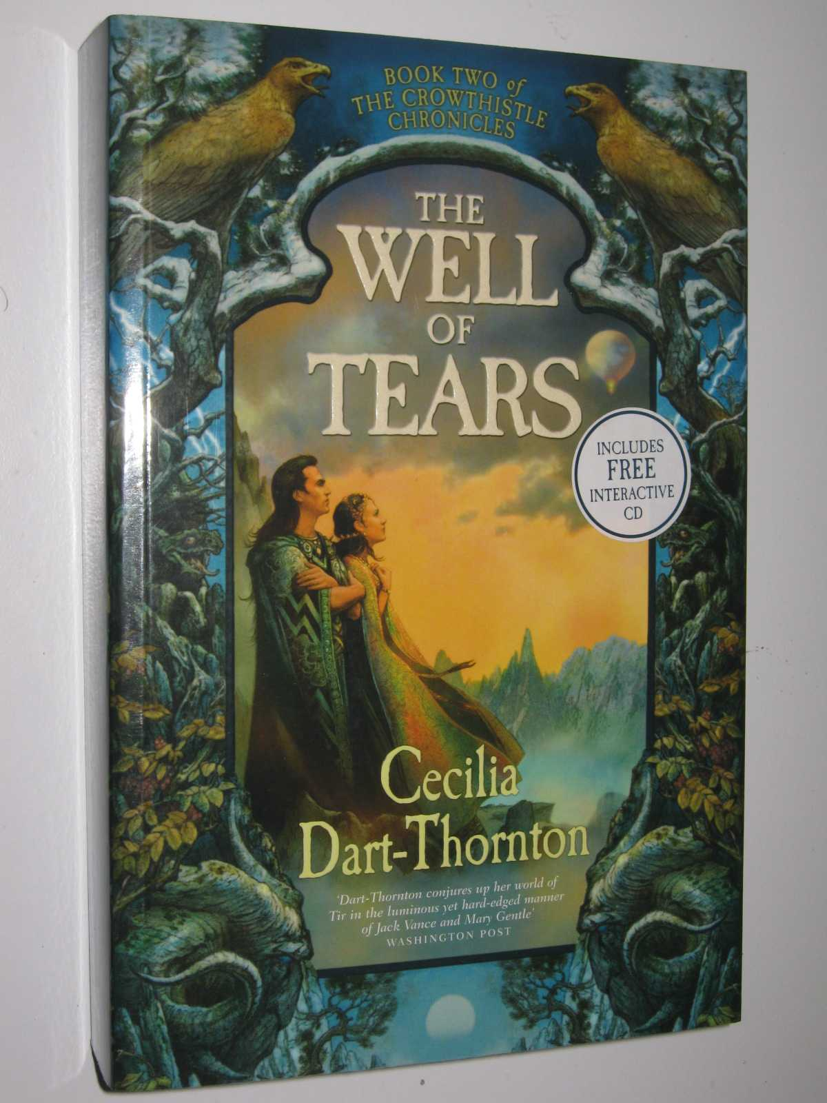 Image for The Well of Tears - Crowthistle Chronicles #2