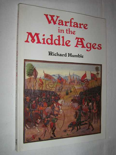 Image for Warfare in the Middle Ages