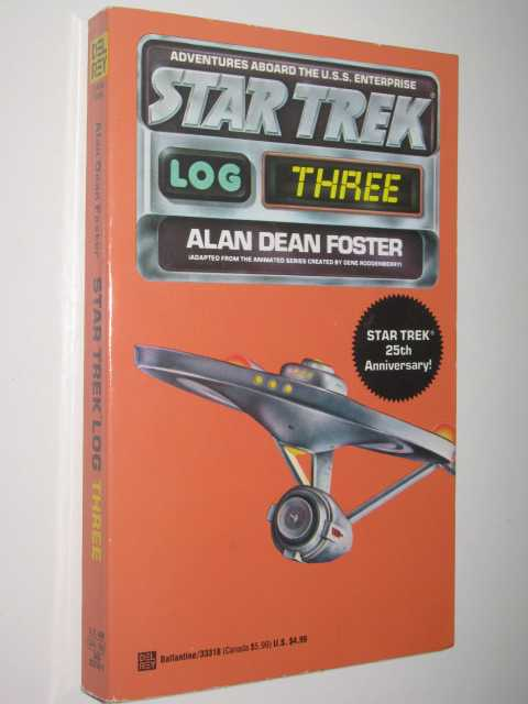 Image for Star Trek Log Three - Star Trek Series