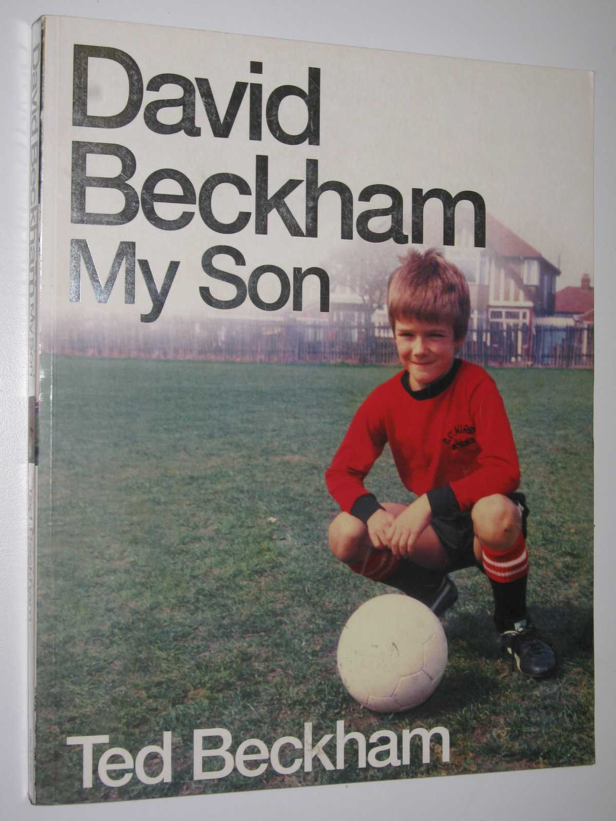 Image for David Beckham My Son
