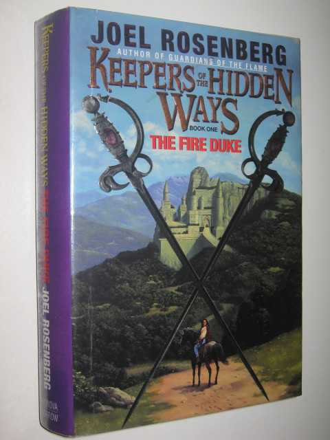 Image for The Fire Duke - Keepers of the Hidden Ways Series #1