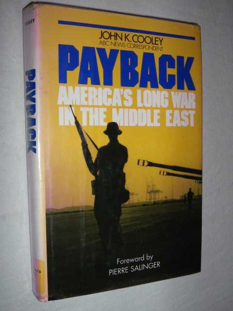 Image for Payback : America's Long War in the Middle East