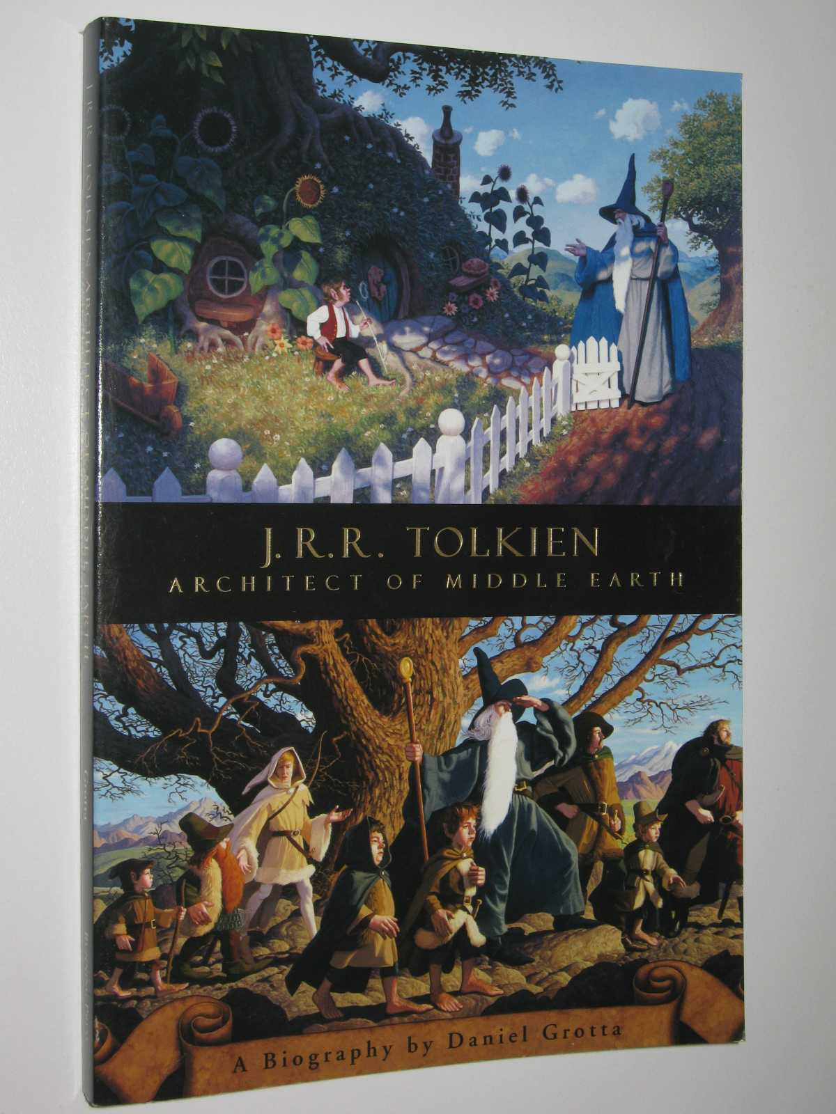 Image for J.R.R. Tolkien : Architect of Middle Earth