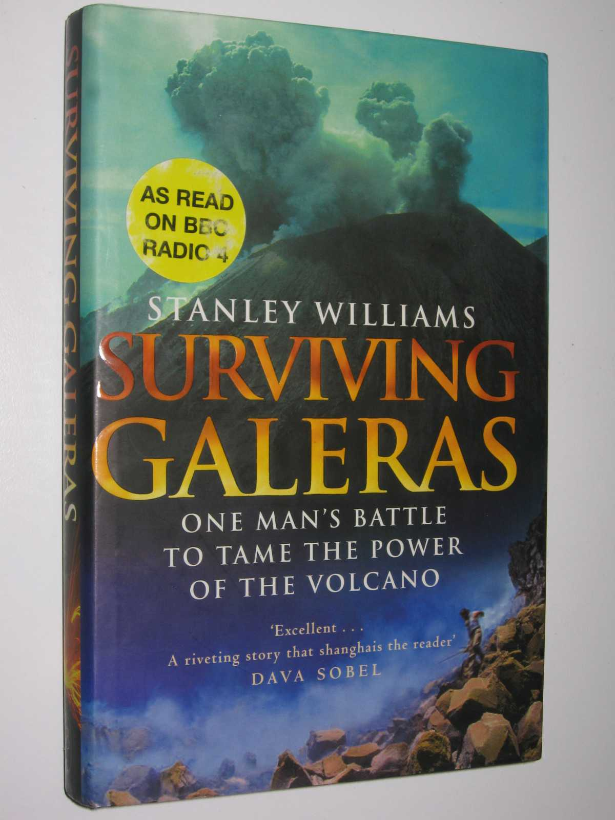 Image for Surviving Galeras