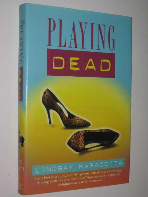 Image for Playing Dead - Lucy Freers Series #3