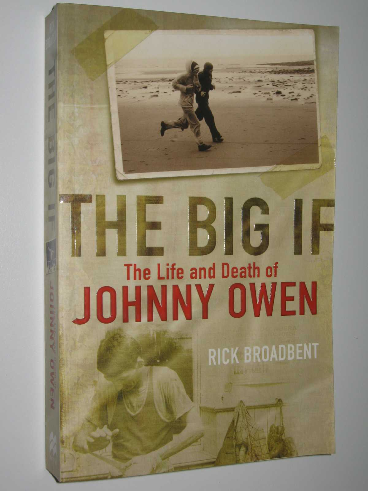 Image for The Big If : The Life and Death of Johnny Owen