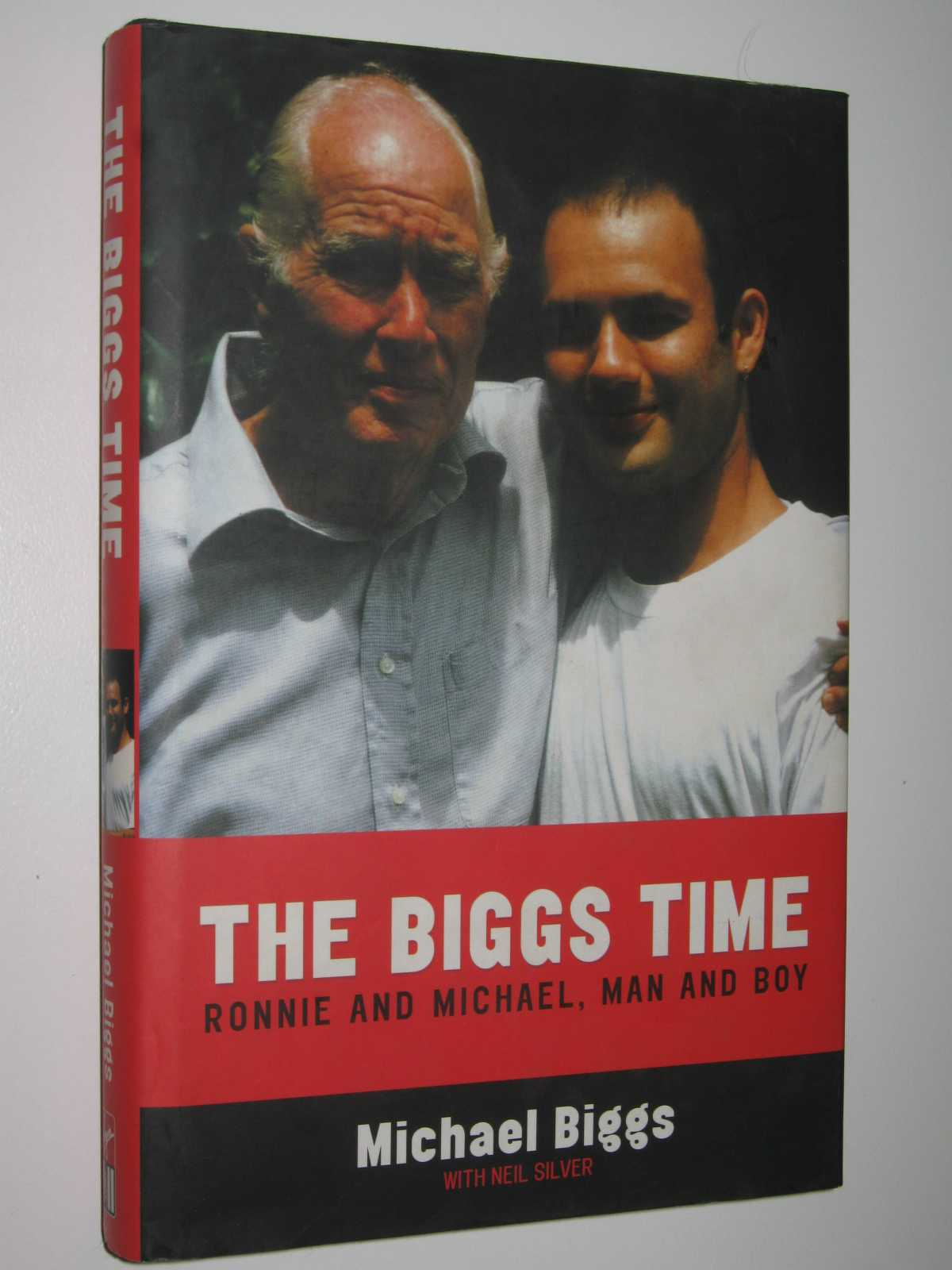 Image for The Biggs Time : Ronnie and Michael, Man and Boy