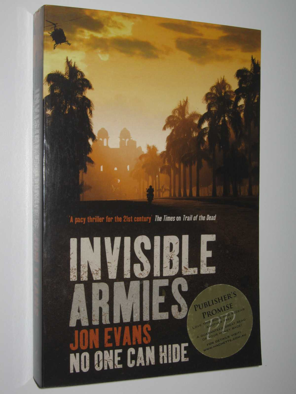 Image for Invisible Armies