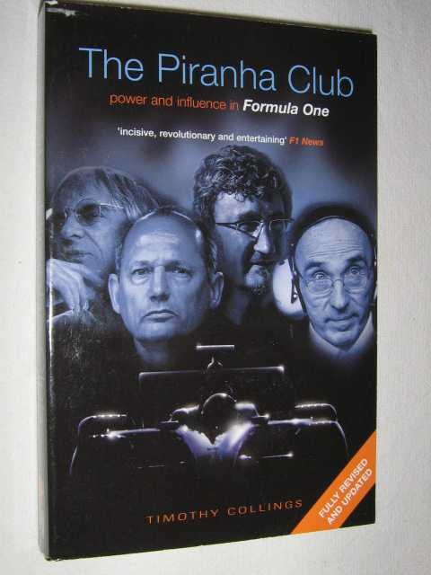 Image for The Piranha Club