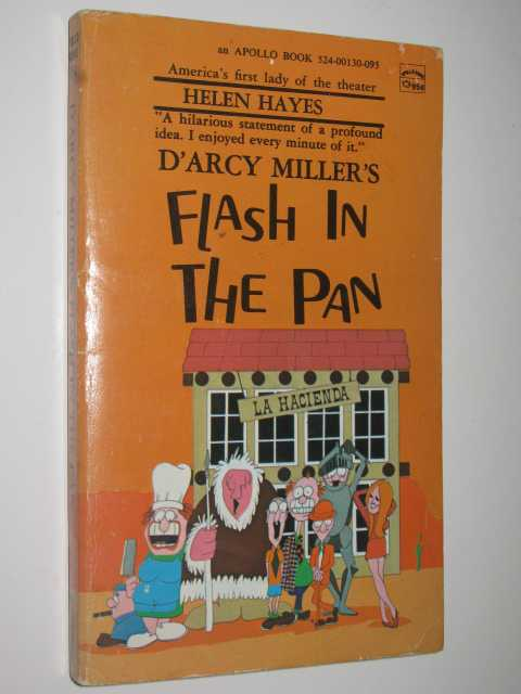 Image for Flash in the Pan