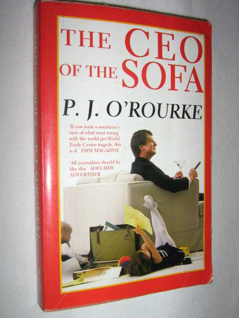 Image for The CEO of the Sofa