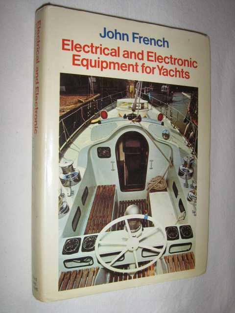 Image for Electrical and Electronic Equipment for Yachts