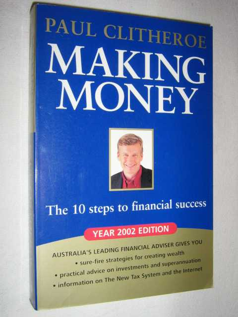 Image for Making Money : The Ten Steps to Financial Success