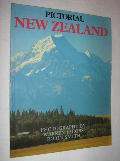 Image for Pictorial New Zealand