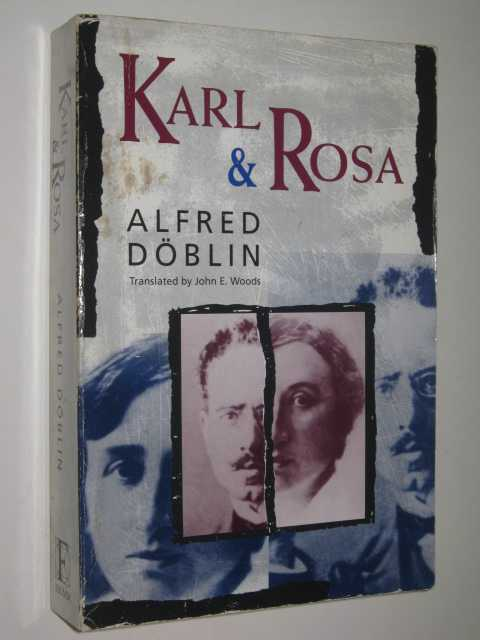 Image for Karl and Rosa : November 1918 A German Revolution