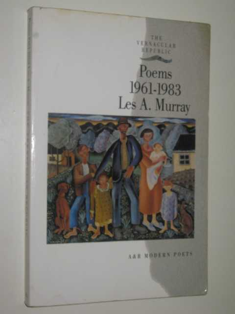 Image for The Vernacular Republic : Poems 1961 to 1983