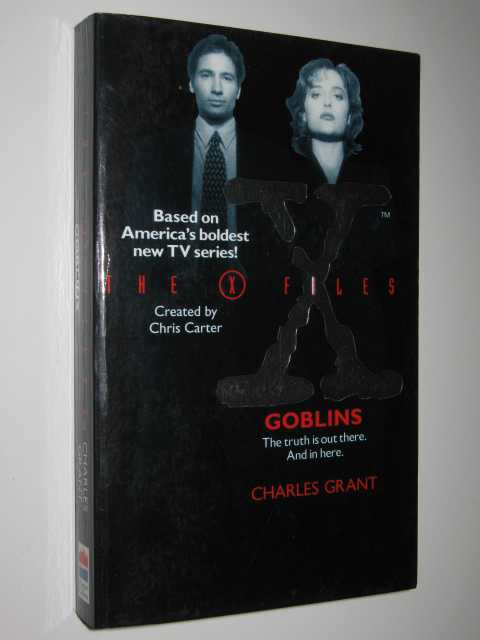 Image for Goblins - The X-Files Series