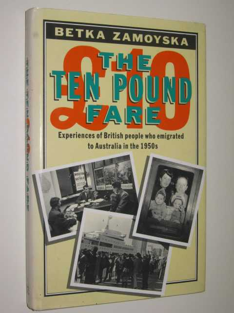 Image for The Ten Pound Fare