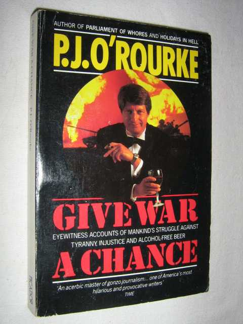Image for Give War A Chance