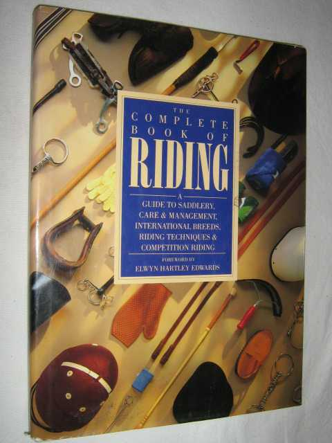 Image for The Complete Book of Riding