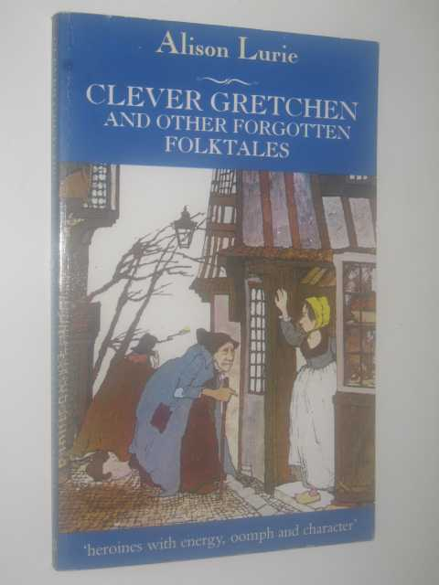 Image for Clever Gretchen and Other Forgotten Folktales