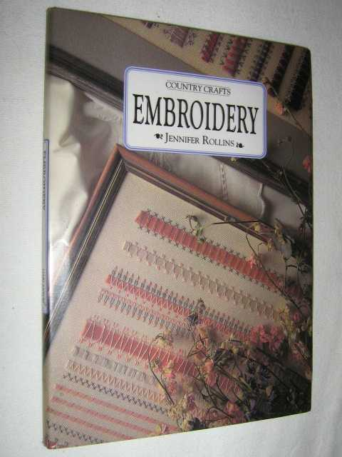 Image for Embroidery (Country Crafts)