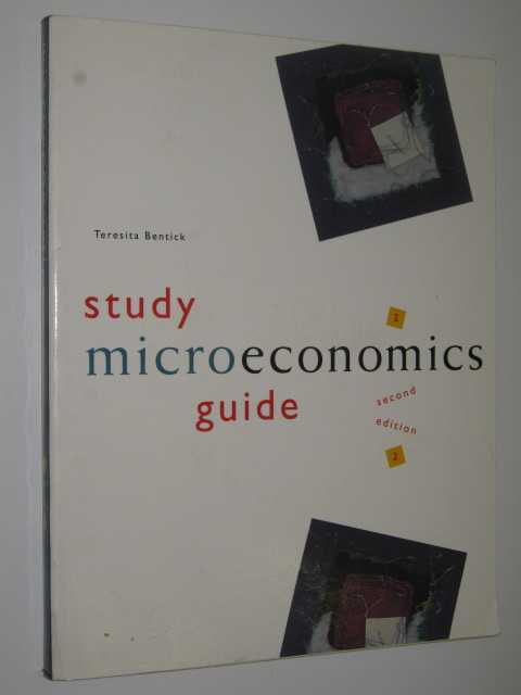 Image for Microeconomics Study Guide