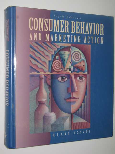 Image for Consumer Behavior and Marketing Action