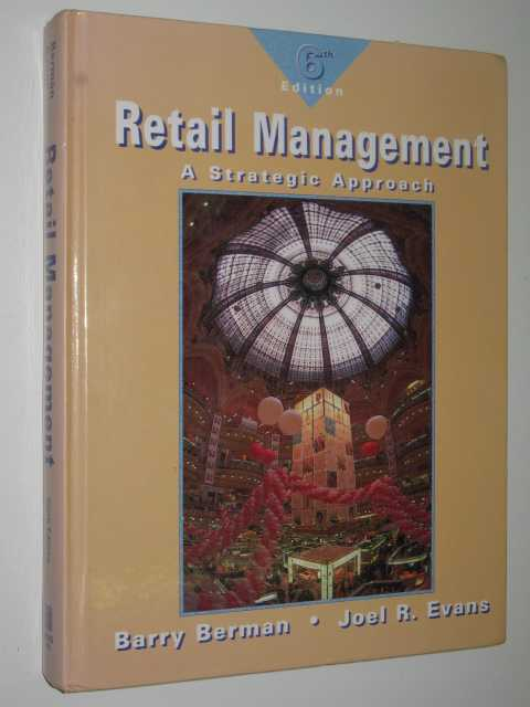 Image for Retail Management : A Strategic Approach