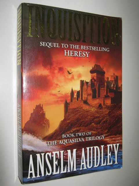 Image for Inquisition - Aquasilva Trilogy #2